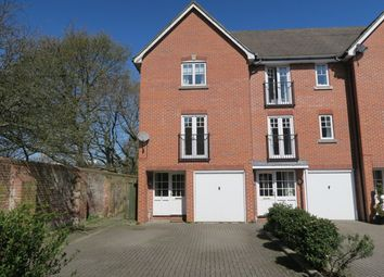 Thumbnail 3 bed town house to rent in Quayside Walk, Marchwood, Southampton