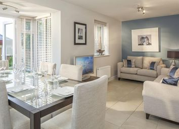 "Thumbnail 4 bedroom detached house for sale in ""Bradbury"" at Larpool Mews, Larpool Drive, Whitby"