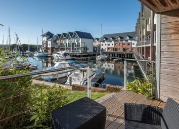 Thumbnail 4 bed end terrace house for sale in Cormorant Grove, Mill Lane, Island Harbour, Newport