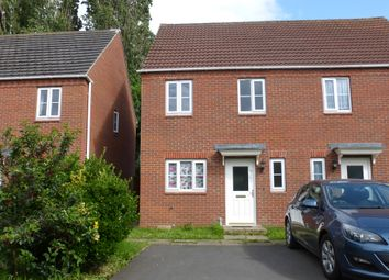 Thumbnail 3 bed semi-detached house for sale in Thomas Middlecott Drive, Kirton, Boston