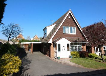 Thumbnail 3 bed detached house for sale in Hedgerow Drive, Kingswinford