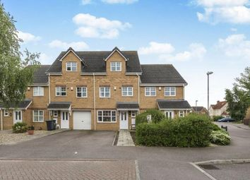 Thumbnail 4 bed terraced house for sale in Signal Close, Henlow, Bedfordshire, England