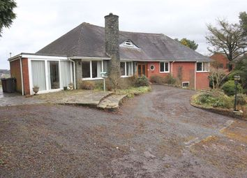 Thumbnail 4 bed detached bungalow for sale in Cheddleton Road, Leek