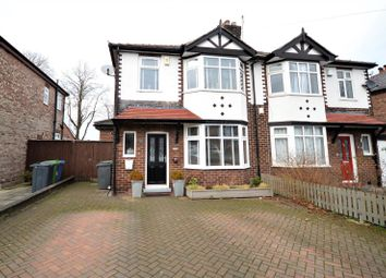 Thumbnail 3 bedroom semi-detached house for sale in Chester Road, Grappenhall, Warrington