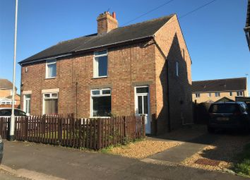 Thumbnail 3 bed semi-detached house to rent in New Road, Eye, Peterborough