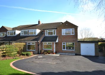 Thumbnail 4 bed semi-detached house for sale in Letchfield, Ley Hill, Chesham