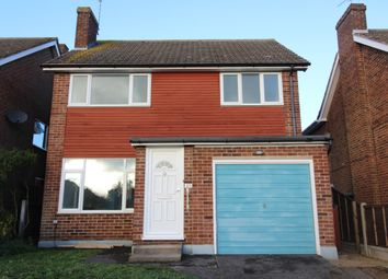 Thumbnail 3 bed detached house to rent in Thompson Avenue, Colchester