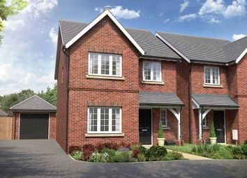 """Thumbnail 3 bed property for sale in """"The Hunsley"""" at Red Lane, Burton Green, Kenilworth"""