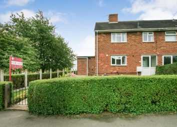 Thumbnail 2 bed semi-detached house for sale in Loundes Road, Unstone, Dronfield, Derbyshire