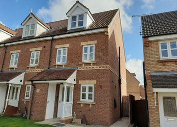 3 bed town house to rent in Darwin Drive, Driffield YO25