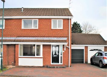 Thumbnail 3 bed semi-detached house for sale in Sherburn Grange South, Jarrow