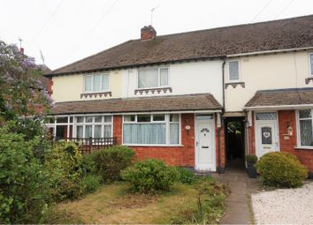 Thumbnail 3 bed town house for sale in Oadby Road, Wigston
