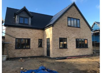 Thumbnail 4 bed detached house for sale in Bardney Road, Wragby