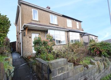 Thumbnail 3 bed semi-detached house for sale in Exley Mount, Keighley, West Yorkshire