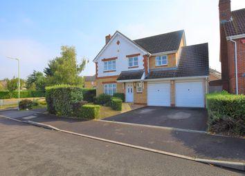 4 bed detached house for sale in Robert Brundett Close, Kennington, Ashford TN24