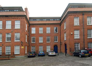 Thumbnail 2 bed flat to rent in Kings Court, Commerce Square, The Lace Market, Nottingham