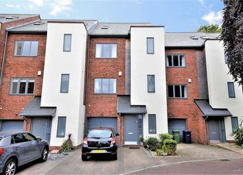Thumbnail 4 bed town house for sale in Brookfield Gardens, Ashbrooke, Sunderland