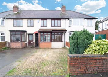 3 bed terraced house for sale in Newland Grove, Dudley, West Midlands DY2