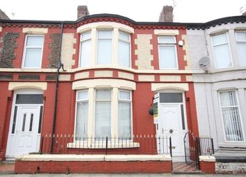 Thumbnail 3 bedroom terraced house for sale in Fitzgerald Road, Old Swan, Liverpool
