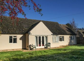 Thumbnail 4 bed detached bungalow to rent in Farm Lane, New Yatt, Witney