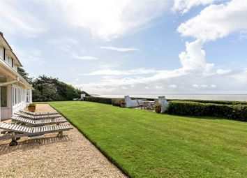 Thumbnail 5 bed detached house for sale in Crofton Avenue, Hill Head, Hampshire