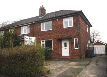 Thumbnail 3 bed semi-detached house for sale in Orchard Avenue, Lymm