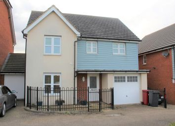 Thumbnail 4 bed detached house for sale in Mathecombe Road, Cippenham, Slough