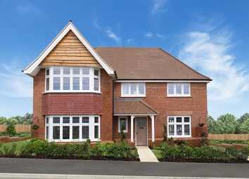 """Thumbnail 4 bedroom detached house for sale in """"Balmoral"""" at Guinevere Avenue, Stretton, Burton-On-Trent"""