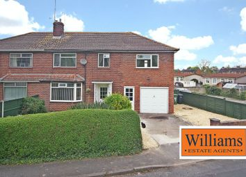 Thumbnail 4 bed semi-detached house for sale in Golden Post, Hereford