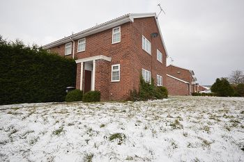 Thumbnail 1 bed mews house to rent in Bexington Drive, Crewe, Cheshire