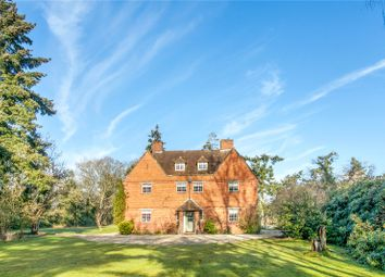 Thumbnail 7 bed detached house for sale in Bramley Road, Silchester, Reading, Hampshire