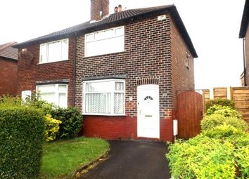 Thumbnail 2 bedroom semi-detached house for sale in Windermere Road, Heaviley, Stockport, Chehsire