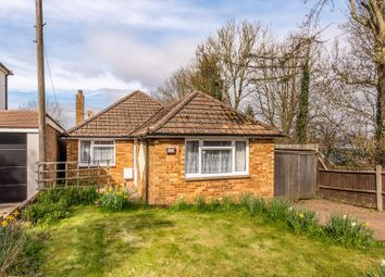 Thumbnail 3 bed detached bungalow for sale in The Highway, Chelsfield, Orpington
