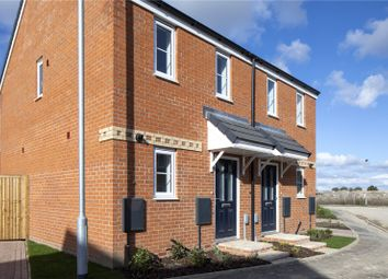Thumbnail 2 bed terraced house for sale in Webb Close, Haverhill