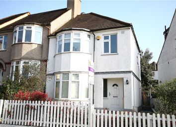 Thumbnail 3 bed end terrace house for sale in Grange Road, South Norwood, London