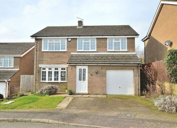 4 bed detached house for sale in Shepperton Close, Great Billing, Northampton NN3