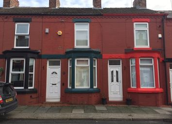 Thumbnail 2 bed terraced house for sale in 12 Basing Street, Garston, Liverpool