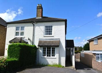 Thumbnail 3 bed semi-detached house to rent in Worplesdon Road, Guildford