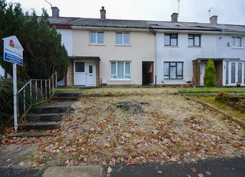 Thumbnail 2 bedroom terraced house for sale in Kelvin Road, East Kilbride, South Lanarkshire