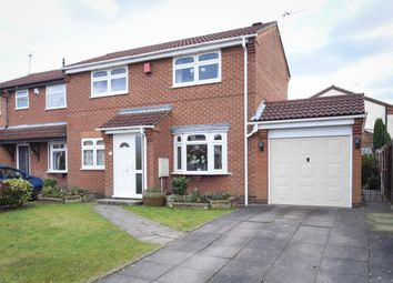 Thumbnail 3 bed semi-detached house for sale in Larkspur, Dosthill, Tamworth