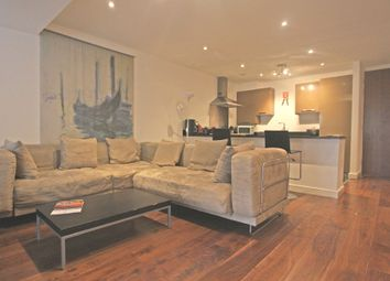 Thumbnail 4 bed flat to rent in Woolwich Road, London