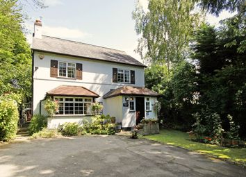 Thumbnail 3 bed detached house for sale in Copthorne Common, Copthorne, West Sussex