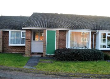 Thumbnail 1 bed bungalow to rent in Cheriton Close, St Albans