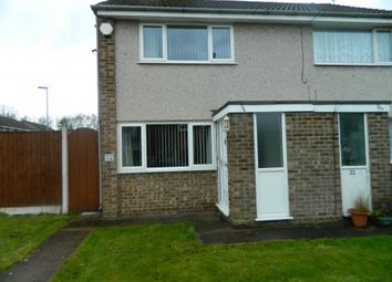 Thumbnail 2 bed semi-detached house to rent in Trispen Close, Halewood, Liverpool