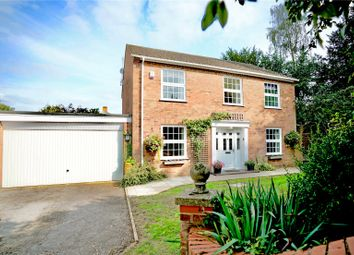 Thumbnail 4 bed detached house for sale in Manor House Close, Eaton Socon, St. Neots, Cambridgeshire