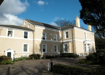 Thumbnail 2 bed flat to rent in Northumberland Lodge, Northumberland Road, Leamington Spa