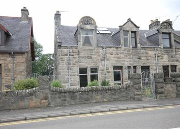 Thumbnail 3 bed semi-detached house for sale in West Road, Elgin