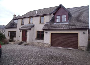 Thumbnail 5 bed detached house to rent in 4 Clydesdale Court, Auchterarder