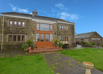 Thumbnail 5 bedroom detached house to rent in Brownfold Farm, Little Scotland, Bolton