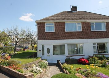 Thumbnail 3 bed semi-detached house for sale in Litchaton Way, Plympton, Plymouth